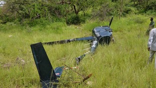 British helicopter pilot 'shot and killed' by poachers in Africa