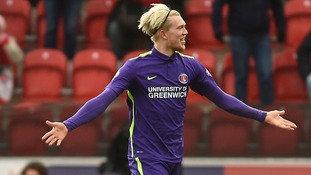 Championship: Charlton enjoy Riga effect at Rotherham