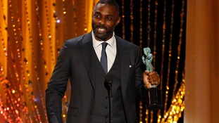 Idris Elba scoops double win at Screen Actors Guild awards