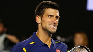 Novak Djokovic beats Andy Murray in straight sets to win Australian Open