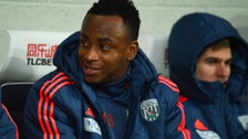 Berahino handed in a transfer request last summer after interest from Tottenham Hotspur.