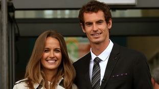 Andy Murray on his way home for birth of first child