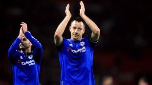 Chelsea captain John Terry confirms he will leave in the summer