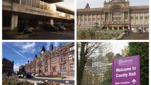 More than 4,500 jobs in the Midlands under threat due to council cuts
