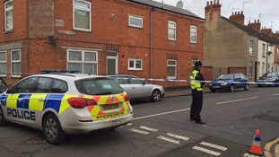 PICTURES: Cordon in place where body found