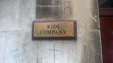 Kids Company closed