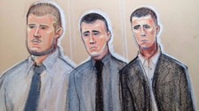Jordan murder accused questioned about missing t-shirt