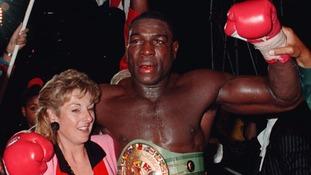 Frank Bruno plots sensational return to boxing