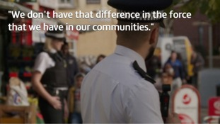 Police force not diverse enough says senior officer