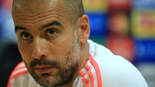 Guardiola to take over at Manchester City next season