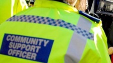 Uniformed PCSO mistaken for stripogram at birthday party