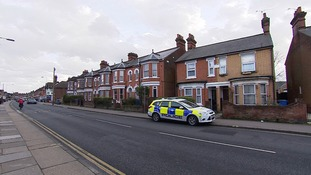 Foxhall Road in Ipswich.