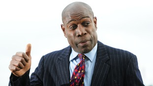 Frank Bruno 'would not be allowed to return to boxing'