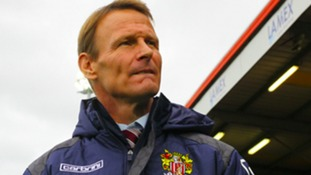 Teddy Sheringham has left Stevenage FC