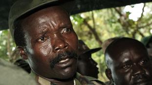 Joseph Kony David Simpson Africa