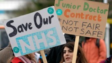 Junior doctors' strike looms over total impasse on contracts
