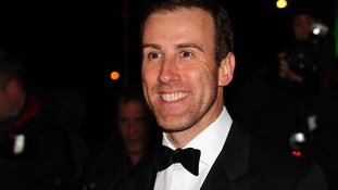 Professional dancer Anton du Beke
