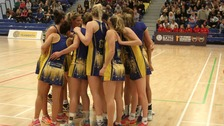 Team Bath got their Super League netball campaign off to a winning start.