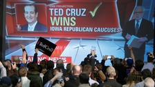 Iowa delivers stunning result that will keep analysts busy