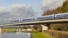 'Lives at risk' in Oxfordshire village if HS2 goes ahead