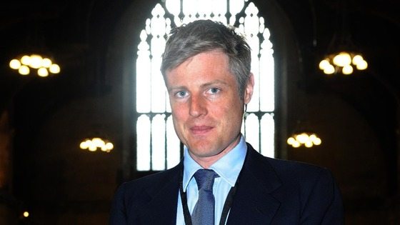 Conservative MP Zac Goldsmith.