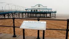 Cleethorpes pier
