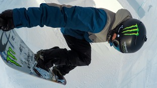 Meet Sven Thorgren - making waves in snowboarding at the age of 21