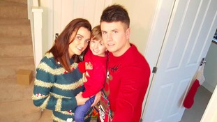 David, Rhian and Jacob Bellis