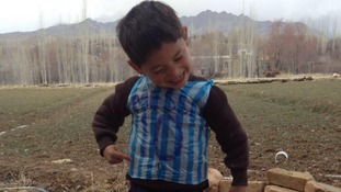 Barcelona forward Lionel Messi wants to meet plastic bag shirt boy Murtaza Ahmad
