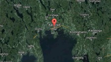 The explosion was reported in Karlstad.