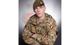 Soldier who died from Afghanistan wounds named as Guardsman Karl Whittle from Bristol