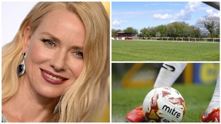 Hollywood actress Naomi Watts signs for Welsh football club - as honorary president of island side
