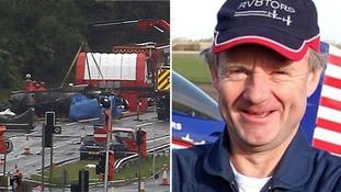 ITV News exclusive: Shoreham air crash pilot 'involved in second incident'