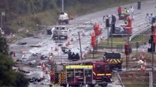 Police, investigating Shoreham tragedy, check another incident - involving same pilot