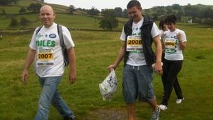 Lake District walkers