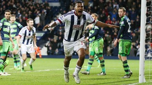 Report: Late goal earns West Brom point against Swansea