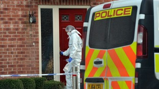 Man's body found in triple murder investigation