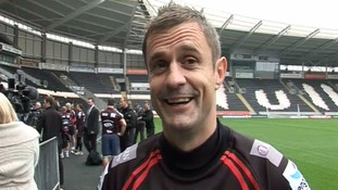Steve Prescott died from cancer in 2013