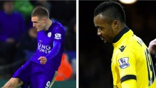 Leicester romp to another win as Villa problems worsen