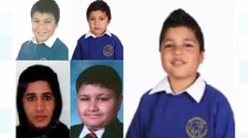 missing family in Buckinghamshire