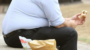 1 in every 4 adults are obese in the UK