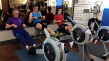 Rowers smash 100 mile target to buy new boats