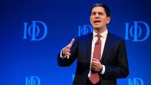 David Miliband says leaving the EU will not protect the UK from the migration crisis