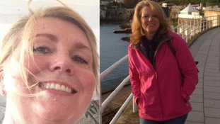 Jacqueline Melinda Friend (left) and Lynda Leonard were killed in a collision between two taxis in Doncaster