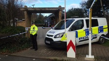 Body found at Cambridge Park and Ride
