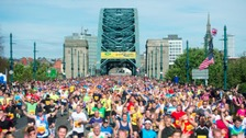 2016 Mini Great North Run sells out in record time