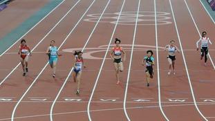 T36 100m final