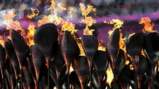 Paralympic Games Flame