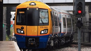Part of Overground line to be shut down for months