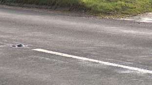 Could Norfolk's roads lose their white lines?